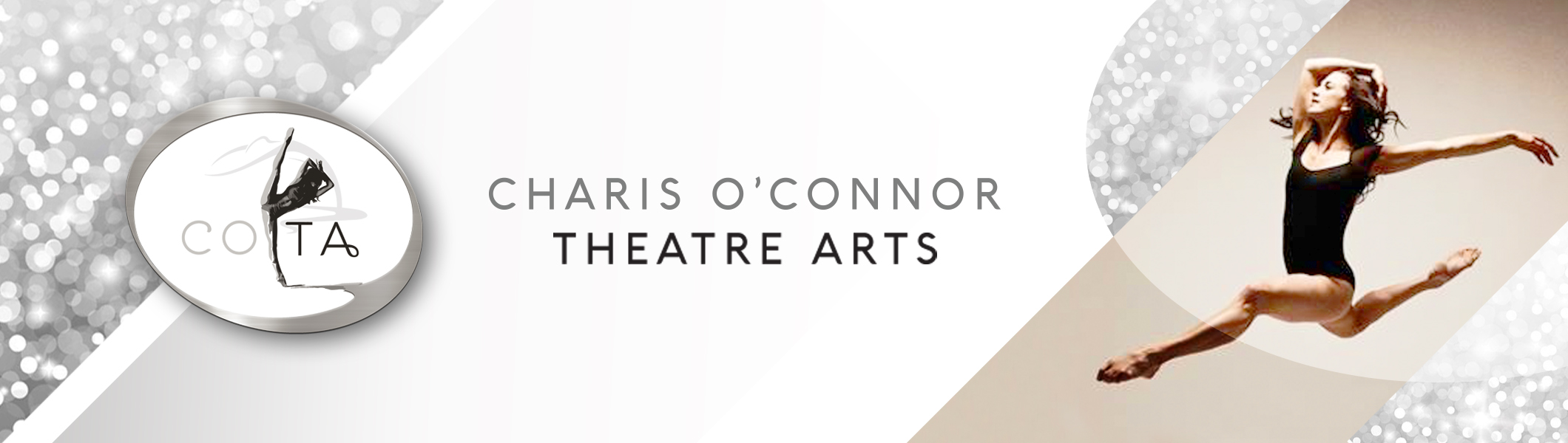 Charis O'Connor Theatre Arts Logo